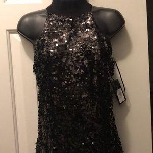 Women's dressy top size L
